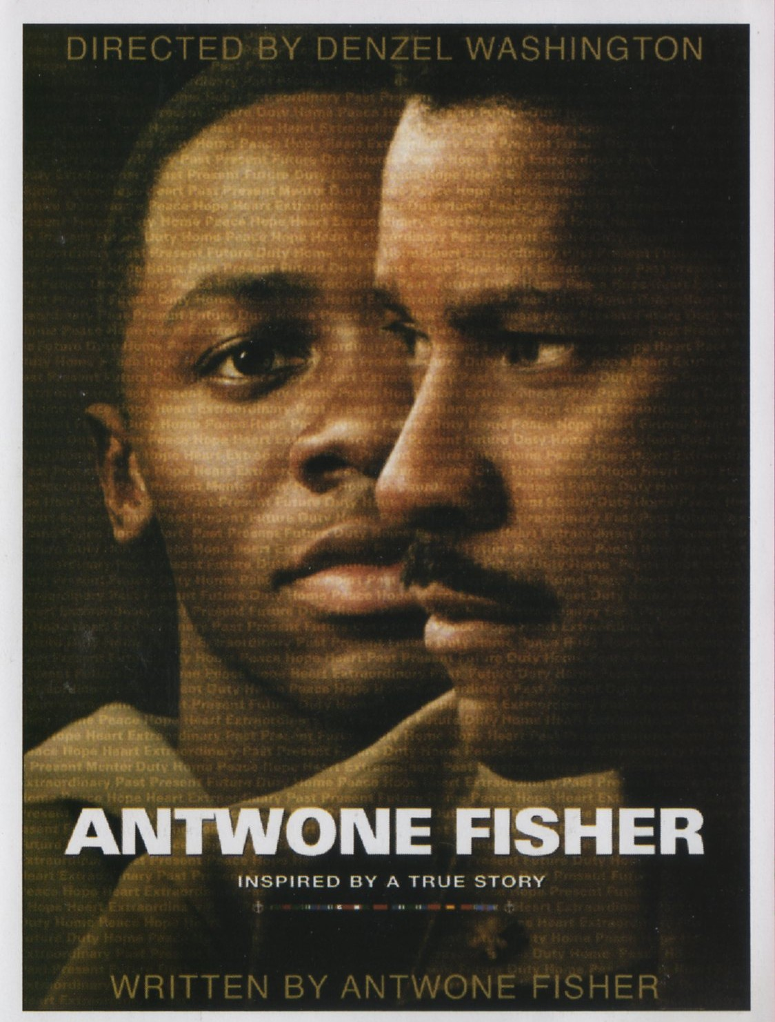 antwon fisher Poem from antwone fisher who will cry for the little boy.