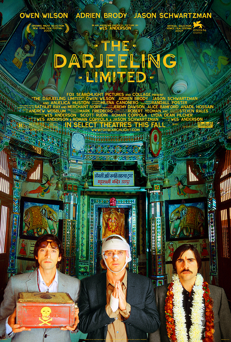 the darjeeling limited essay
